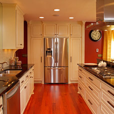 Traditional Kitchen by Fusion Designed