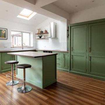 Classic Shaker Style Kitchen