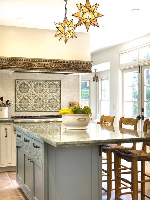 Classic spanish in pasadena for 5 star kitchen designs