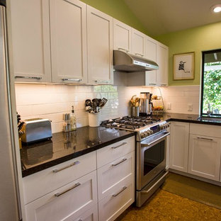 Classic Style Kitchen Remodel with a Twist