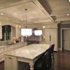 Traditional Kitchen by DOYON'S MODERN HOME