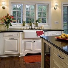 Traditional Kitchen by Annette Denham Interiors