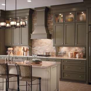 Classic Kitchen Cabinets | Houzz