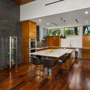 Midcentury Modern Kitchen Design Ideas & Remodeling Pictures | Houzz