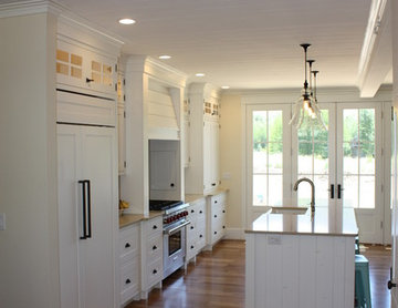 Classic White Craftsman- Inset Style