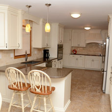 Traditional Kitchen by Drexel Building Supply