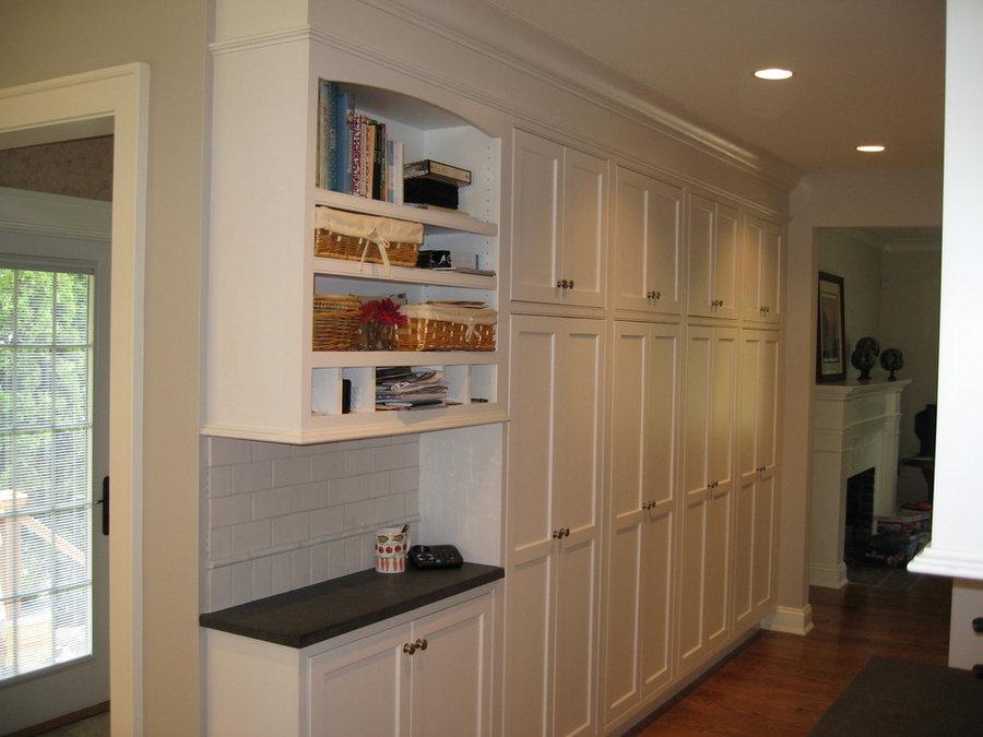 Classic White Inset Kitchen