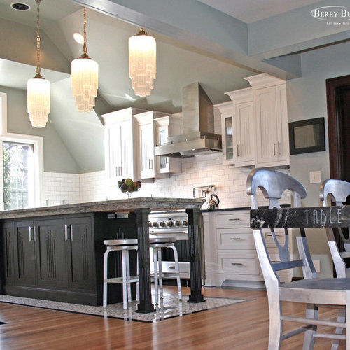 Art Deco Kitchen | Houzz