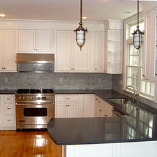 Traditional Kitchen by Cypress Design Co.