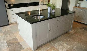 Classic White Kitchen, Devon