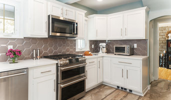 Classic White Kitchen Remodel