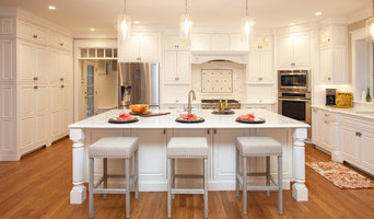 Classic White Kitchen - South Norwell, MA