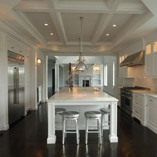 Traditional Kitchen by Campbell Cabinetry Designs Inc.