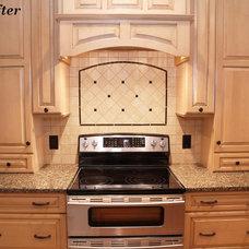 Traditional Kitchen by Kitchen Design Center
