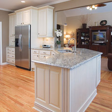 Contemporary Kitchen by AK Complete Home Renovations
