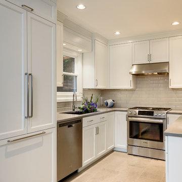 Classically Cozy Kitchen