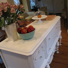 Eclectic Kitchen Claudia Hill