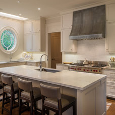 Traditional Kitchen by Sutro Architects