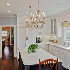 Traditional Kitchen by DW Adams Design