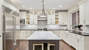 Clean and Contemporary Kitchen