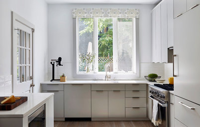 New This Week: 3 Ways to Make Your Kitchen Feel Bigger