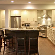 Traditional Kitchen by Performance Kitchens & Home