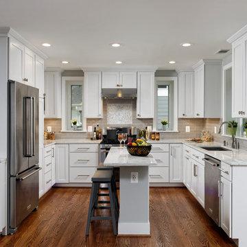 Clean & Simple, Maximize Space