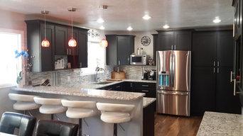 Clean, Contemporary Kitchen