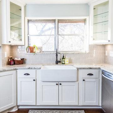 Clean Cottage Design