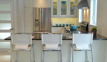 Clean functional kitchen