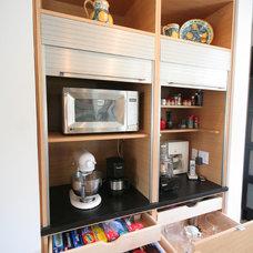 Contemporary Kitchen by Ashley Cole Design