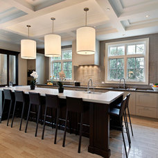 Transitional Kitchen by Abruzzo Kitchen & Bath
