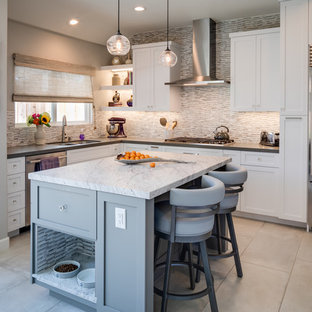 Most Popular Transitional Kitchen Design Ideas Remodeling Pictures