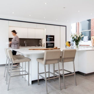 CLEAN LINES WITH INTUO KITCHEN DESIGN