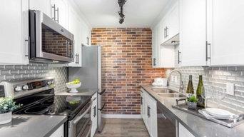 Clean, Modern & Fresh - Kitchen Remodel