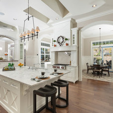 Traditional Kitchen by Jamie Sixberry at Paulson's