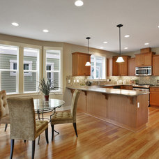 Traditional Kitchen by Renaissance Homes