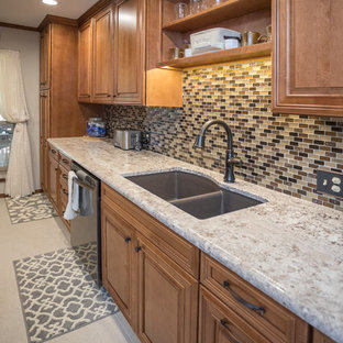 Cleburne Remodel Kitchen, Breakfast Area & Laundry
