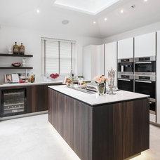 Contemporary Kitchen by Alexander James Interiors