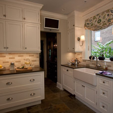 Traditional Kitchen by Reflections Interior Design