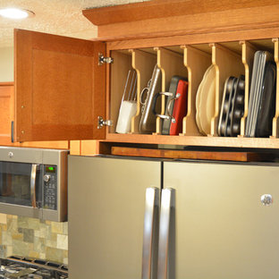 Clever Kitchen Storage - DeWitt, MI