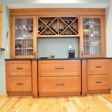 Clever Kitchen Storage - DeWitt, MI