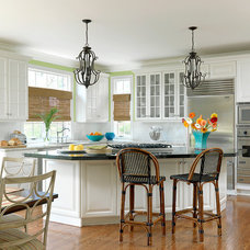 Beach Style Kitchen by Denise Fogarty Interiors