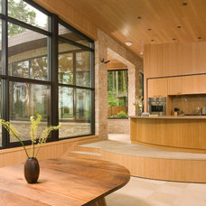 Contemporary Kitchen by Roger Turk/Northlight Photography