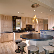 Contemporary Kitchen by Jon Eady Photographer