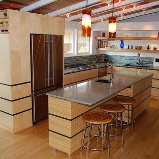 Cliff May Mid-Century Kitchen