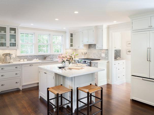 Traditional Kitchen by Sophie Metz Design