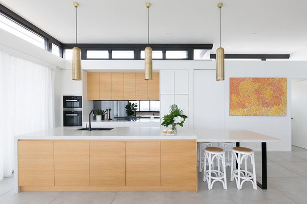 Contemporary Kitchen by Nimmo Nielsen Collective