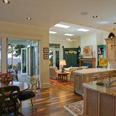 Traditional Kitchen by BlueStone Construction, LLC