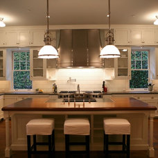 Traditional Kitchen by Morrow and Morrow Corporation
